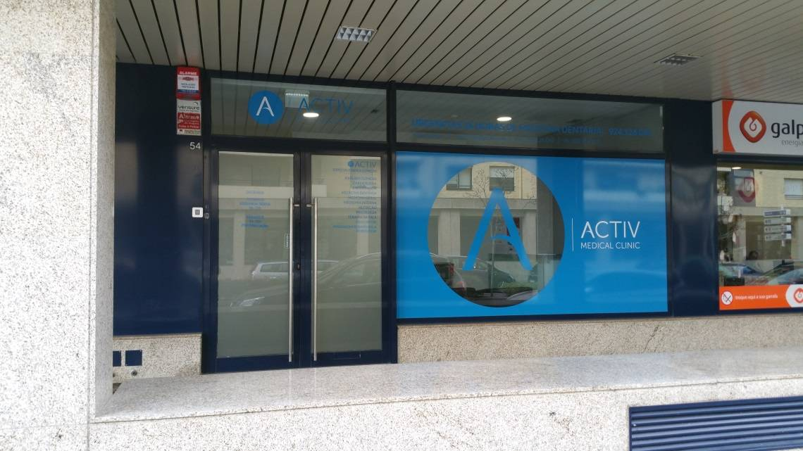 ACTIV MEDICAL CLINIC - Entrada Frente